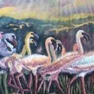 Animal & Bird Paintings