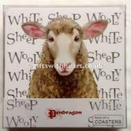 sheep coasters
