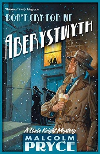 welsh book aberystwyth noir series Malcolm Pryce