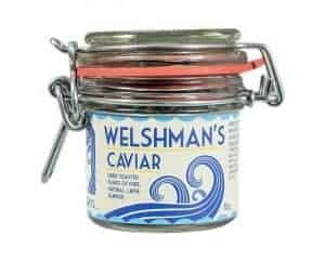 welsh caviar - lavabread