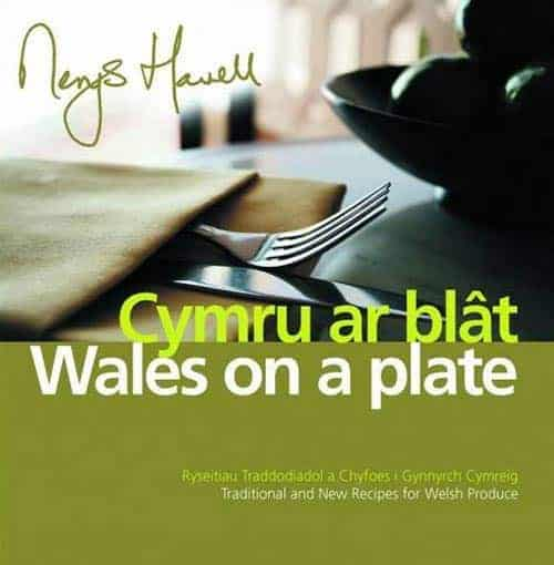welsh cookbook. Wales on a plate.