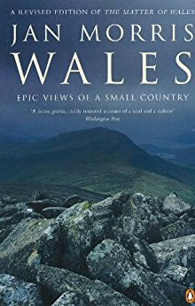 Wales epic views of a small country. Jan Morris. Welsh gifts for him. Welsh gifts ideas.