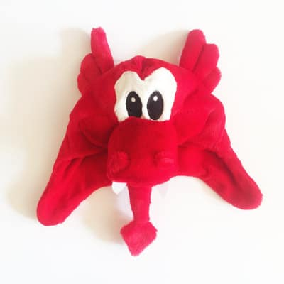 welsh dragon hat. Funny welsh gifts