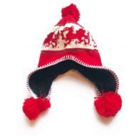 Welsh peruvian bobble hat