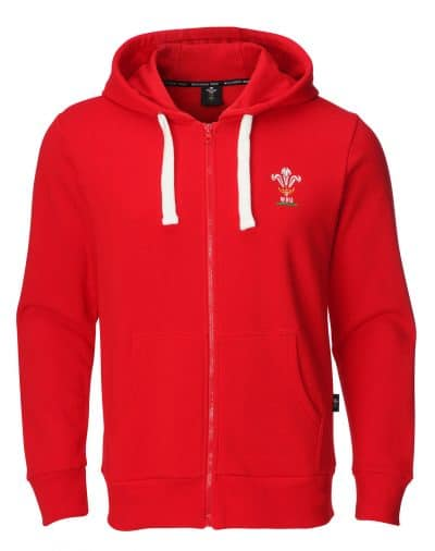 welsh rugby hoodie. welsh gifts for him