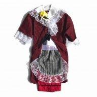 Girl's Welsh costume