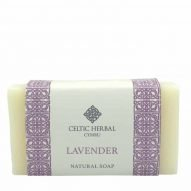 Welsh soap pure lavender natural soap.