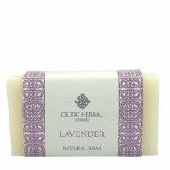 Welsh soap pure lavender natural soap.