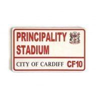 principality stadium plaque