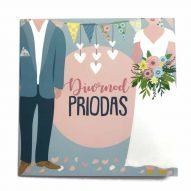 wedding day welsh card