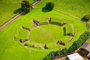 Caerleon Isca Roman Fort