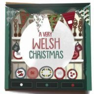 Welsh dresser Christmas card