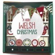 Welsh dresser Christmas card