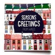welsh christmas cards