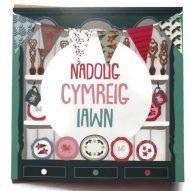 Welsh language Christmas card