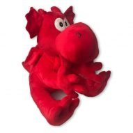 welsh dragon cuddly toy large size