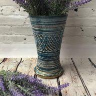 Welsh vase