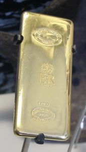 what is Welsh gold