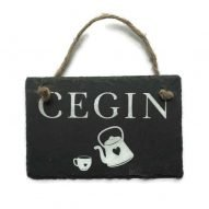 cegin slate sign kitchen