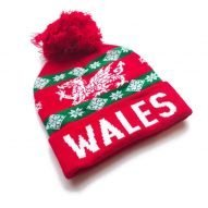 wales bobble hat
