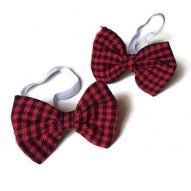 welsh costume bow tie boys childs