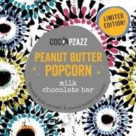 peanut butter popcorn welsh chocolate bar