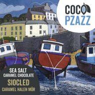 welsh chocolate sea salt caramel coco pzazz