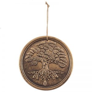 Celtic Welsh tree of life wall plaque